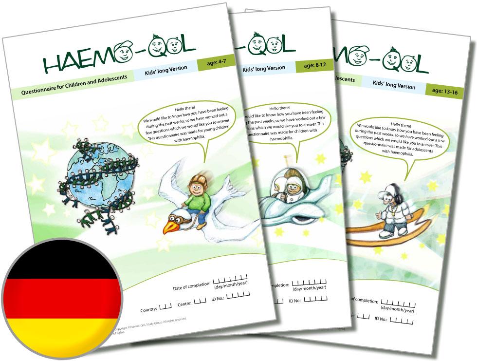Haemo-QoL questionnaire download