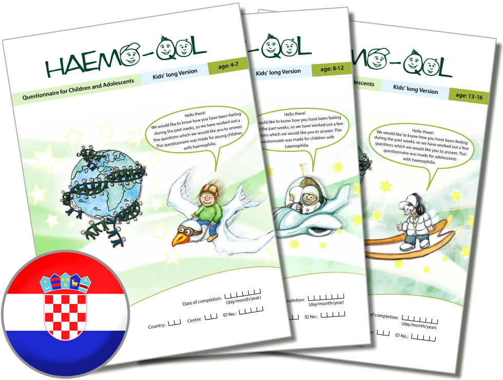 Haemo-QoL Portfolio for Croatia