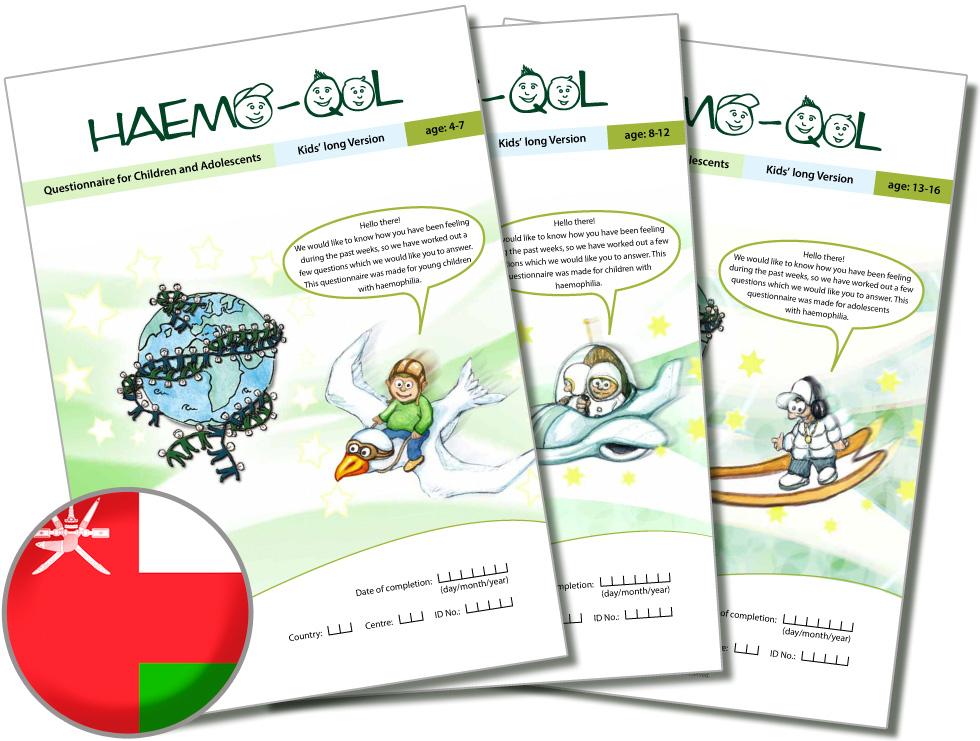 Haemo-QoL Portfolio Oman