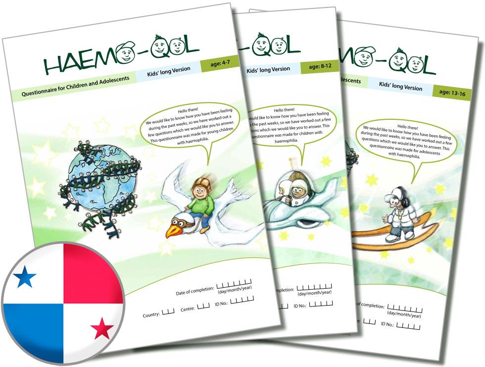 Haemo-QoL Portfolio for Panama