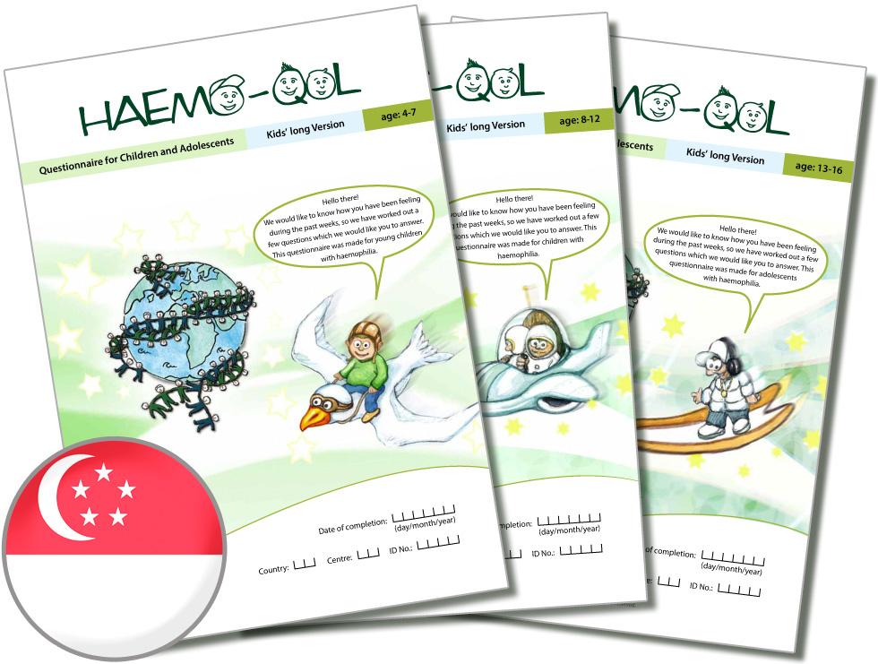 Haemo-QoL Portfolio for Singapore