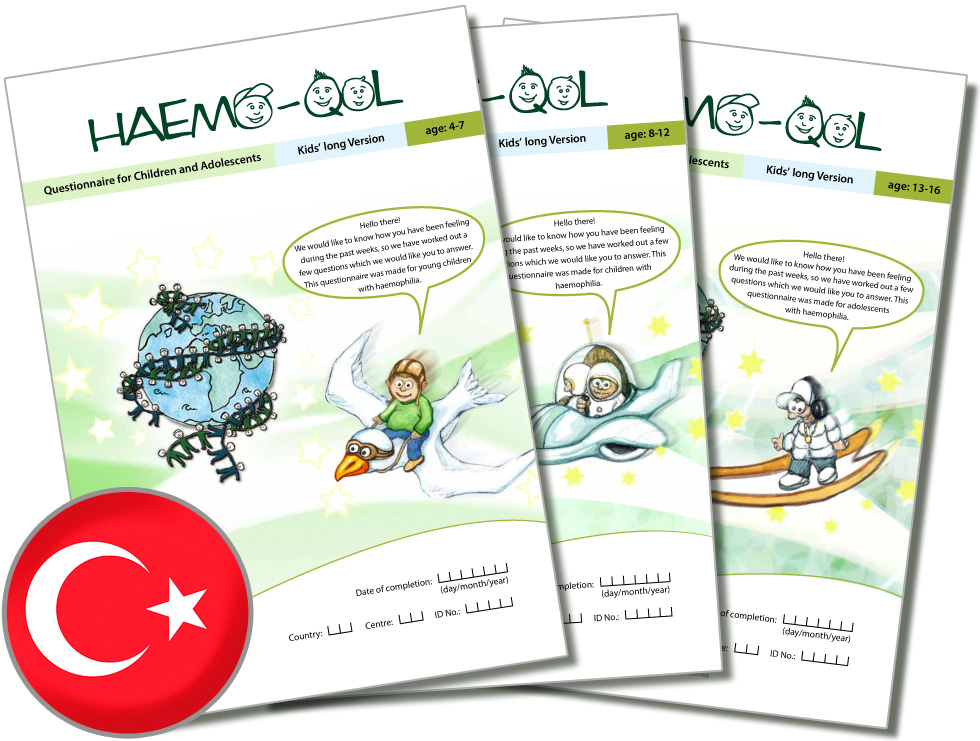 Haemo-QoL Portfolio for Turkey